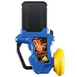 Gashapon Sound Rider Gashat Series 12 - Gashat Gear Dual (Knockout Fighter Ver.) [Bandai]