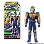 Kamen Rider Gaim Sofubi Soft Vinyl Hero Candy Toy Part 2 Set of 4 [Bandai]