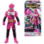 Kamen Rider Ex-Aid Soft Vinyl Hero Series 1 Set of 4 [Bandai]