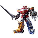 Super Mini-Pla Mighty Morphin Power Rangers Megazord (New MMPR Package) [Bandai]