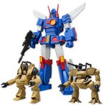 Super Mini-Pla Combat Mecha Xabungle (Color B) Box of 4 [Bandai]