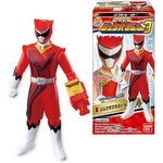 Zyuohger Soft Vinyl Hero Series 3 Set of 5 [Bandai]