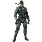 figma Metal Gear Solid 2 Sons of Liberty Solid Snake [Max Factory]