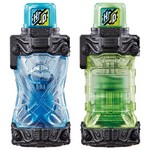 Kamen Rider Build DX Kaizoku Ressha Full Bottle Set [Bandai]