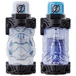 Kamen Rider Build DX Rocket Panda Full Bottle Set [Bandai]