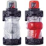 Kamen Rider Build DX Sai Dryer Full Bottle Set [Bandai]