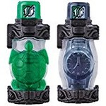 Kamen Rider Build DX Turtle Watch Full Bottle Set [Bandai]