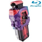 Kamen Rider Para-DX with Poppy Movie (Blu-Ray Ver.) & DX God Maximum Mighty X Gashat Set [Bandai]