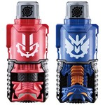 Kamen Rider Build DX Rabbit Evol Bottle & Dragon Evol Bottle Set [Bandai]