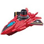 Lupinranger VS Patranger DX Red Dial Fighter [Bandai]