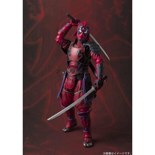 Картинки по запросу Meisho Manga Realization Figures - Marvel - Deadpool