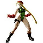 S.H.Figuarts Street Fighter V - Cammy [Bandai]