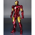 S.H.Figuarts Iron Man Mark IV and Hall of Armor Set [Bandai]