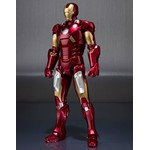 S.H.Figuarts Iron Man Mark VII & Hall of Armor Set [Bandai] [Preorder]