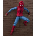 S.H.Figuarts Spider-Man Homecoming Home Made Suit Ver. & Tamashii Option Act Wall Set [Bandai] [Preorder]