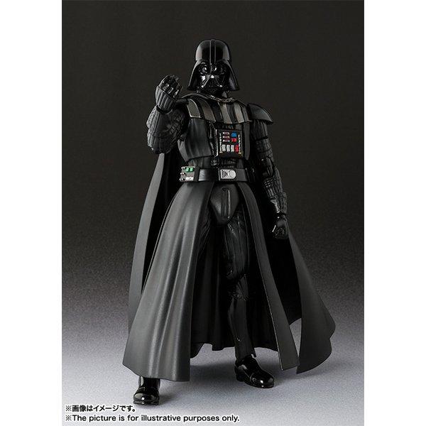 SHFiguarts Star Wars Darth Vader Reissue Bandai