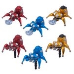 Ghost in the Shell Tachikoma Plug & Strap Gashapon Set of 6 [Union Creative]