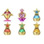 Sailor Moon Prism Power Dome Gashapon Set of 6 [Bandai]