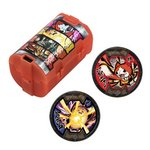 Youkai Watch Youkai Medal Case Busters Vol. 01 Set of 5 [Bandai]