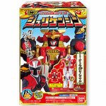 Ninninger Mini-Pla Pt 1 Shurikenjin Set of 5 [Bandai]
