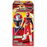 Ninninger Soft Vinyl Hero Series 1 Set of 5 [Bandai]