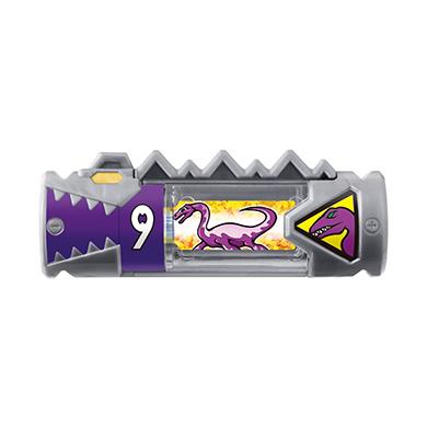 kyoryuger zyudenchi 9 plezuon candy toy bandai