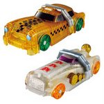 Kamen Rider Drive - DX Shift Car Set 02 [Bandai]