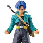 Dragonball Master Stars Piece The Trunks Figure [Banpresto]
