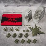 S.H.MonsterArts Toho Ultimate Weapon Set #2 [Bandai]