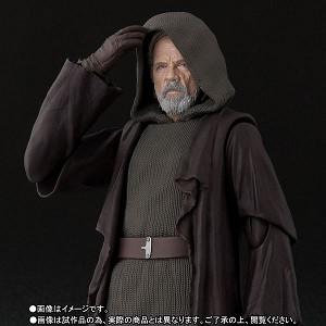 S.H.Figuarts Luke Skywalker (Star Wars: The Last Jedi) [Bandai] [Preorder]