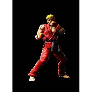 S.H.Figuarts Ken Masters (Street Fighter) [Bandai] [Preorder]
