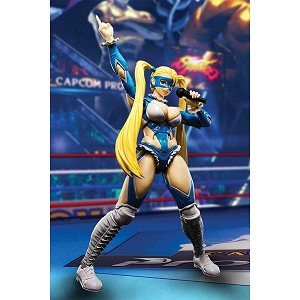 S.H.Figuarts Street Fighter V - Rainbow Mika [Bandai] [Preorder]