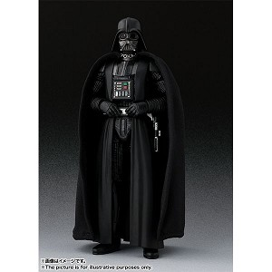S.H.Figuarts Darth Vader (Star Wars: A New Hope Ver.) [Bandai] [Preorder]