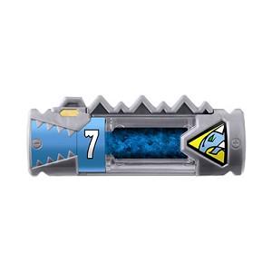 Kyoryuger Zyudenchi - 7 Ankydon Empty Ver. (Gashapon) [Bandai]