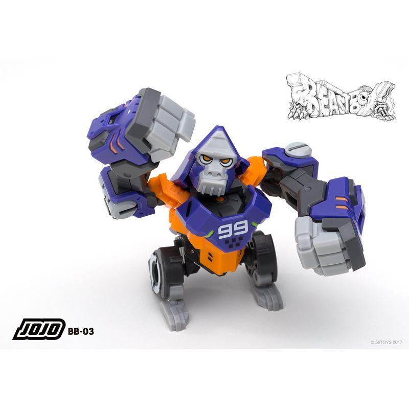 BeastBOX BB-03 JOJO (Original Color Ver ) [52Toys]