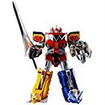 Soul of Chogokin GX-72 Mighty Morphin Power Rangers Megazord (Open Box/New) [Bandai]