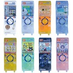 Miniature 1/12 Scale Capsule Station VI Clear Color Ver. Set of 8 (Gashapon) [Bandai]