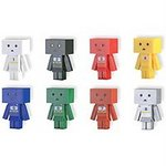 Capsule Q Mr. Color x Danboard Basic Color Series Set of 8 [Kaiyodo]