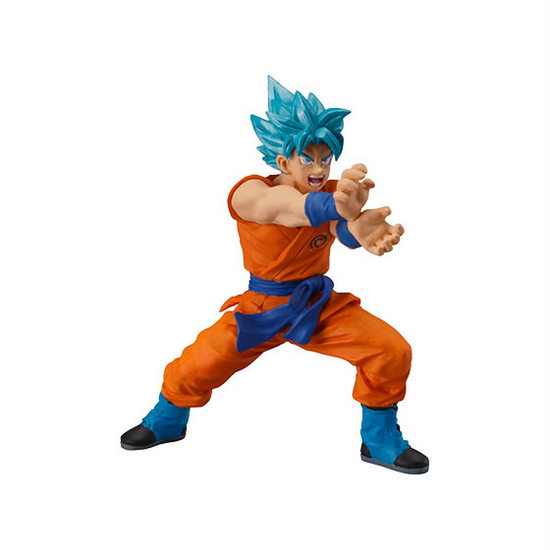 Dragon Ball Super Scene Selection Set of 5 (Gashapon) [Bandai]