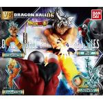 Dragon Ball Super Vs Dragon Ball 06 Set of 4 (Gashapon) [Bandai]