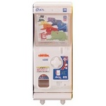 Gacha 2 EZ Miniature 1/12 Scale Capsule Toy Machine - White (Gashapon) [Takara Tomy A.R.T.S.]