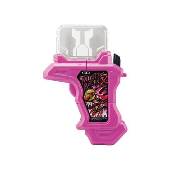 Kamen Rider Ex-Aid Gashatrophy - Mighty Action X (Gashapon) [Bandai]