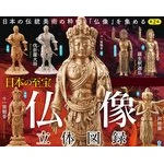 Capsule Q Museum Buddha Statue Collection Vol. 2 Normal Set of 7 [Kaiyodo]