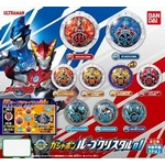 Ultraman R/B Gashapon R/B Crystal 01 Complete Set of 9 [Bandai]