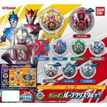 Ultraman R/B Gashapon R/B Crystal 05 Partial Set of 8 [Bandai]