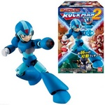 66 Action Dash Rockman Series 2 Set of 5 (Candy Toy) [Bandai]