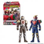 Kamen Rider Gaim Sofubi Soft Vinyl Hero Candy Toy Part 3 Set of 7 [Bandai]