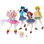 HUGtto! PreCure Cutie Figure 2 Special Set (Candy Toy) [Bandai]