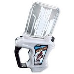 SG Sound Rider Gashat Series 06 - Space Galaxy Fourze Gashat (Candy Toy) [Bandai]