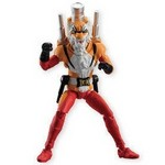 SHODO Kamen Rider VS Series 8 - Tiger-Roid (Candy Toy) [Bandai]